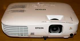 Epson Home Cinema 705HD Projector Review