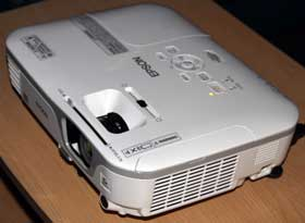 Epson Home Cinema 710 HD Home Theater Projector Review