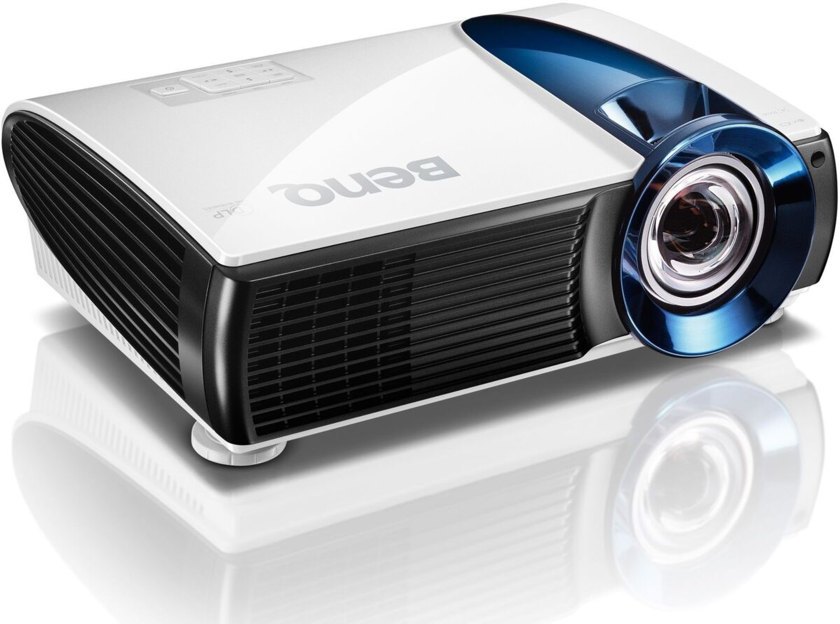 BenQ LW61ST DLP Projector Review: For Business and Education