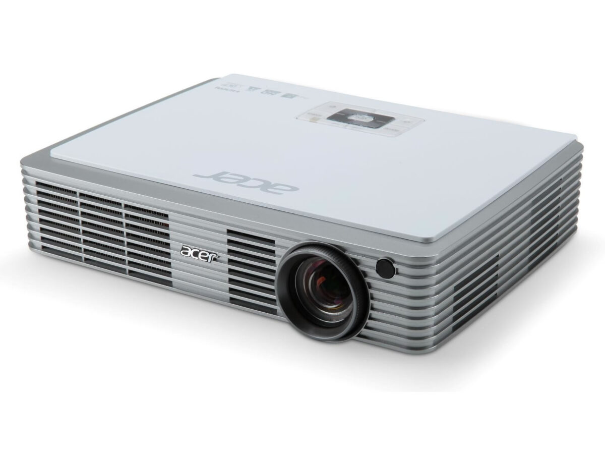 Acer K330 LED Pocket Projector Review