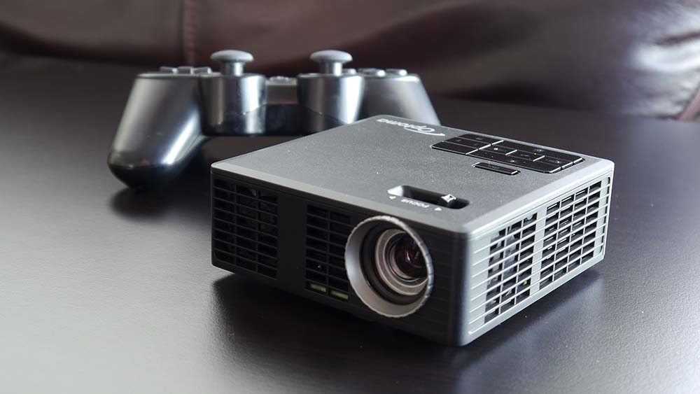 Optoma ML550 LED Projector Review