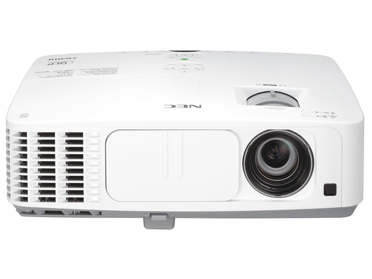 NEC NP-PE401H DLP Multimedia Projector Review