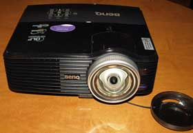 BenQ MP776ST DLP Projector