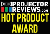 hot product projector award winner
