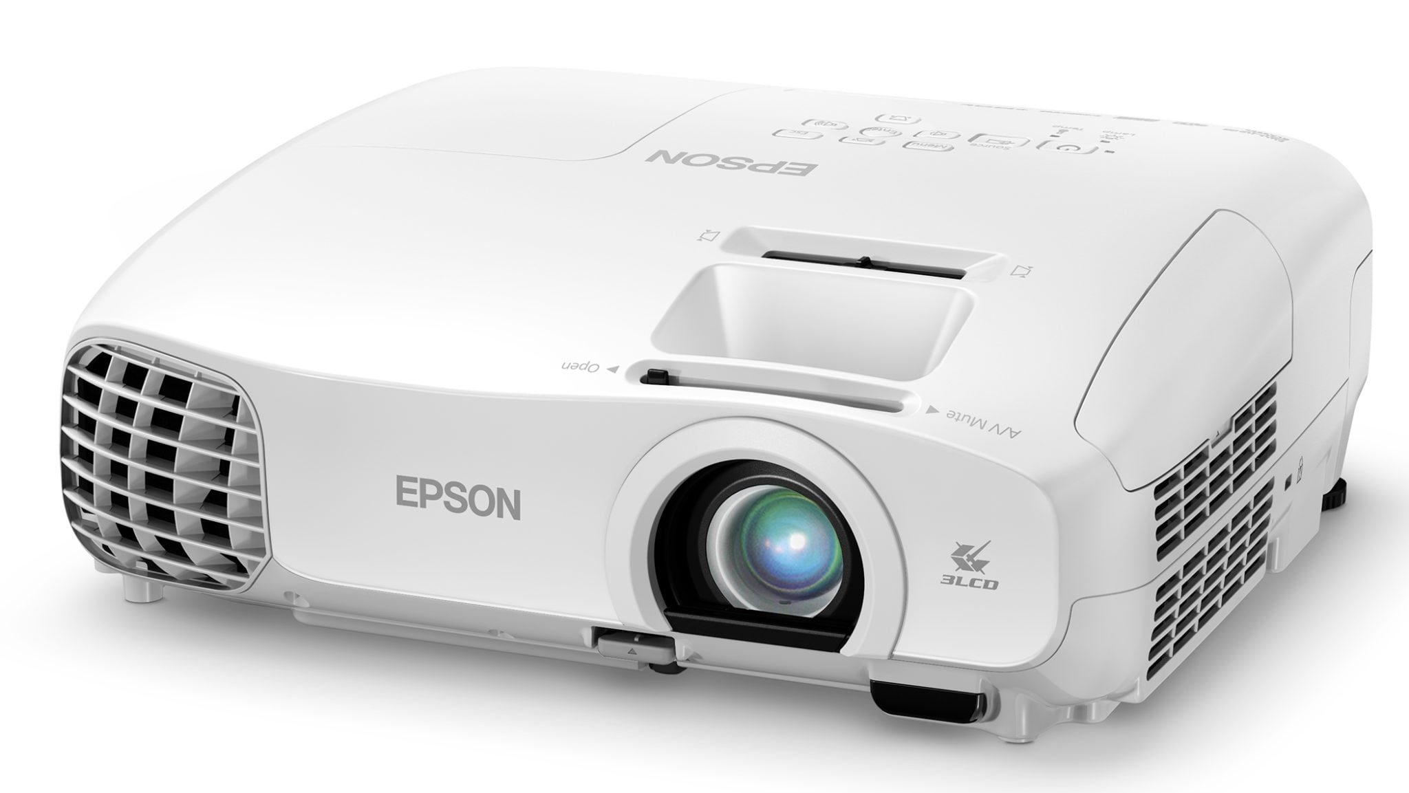 Epson Home Cinema 2000 Projector Quick Look Review