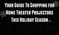 Check out our 2016 Holiday Projector Shopping Guides