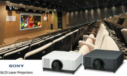 """The Newest, Smartest Laser Projectors From Sony Are Impressive:   """"Affordable Lasers"""" for Business, Classroom!  Commercial Projectors for Auditoriums, Museums and Entertainment!"""