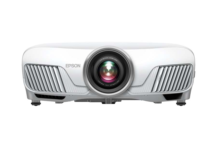 Epson HC 5040UB and PC 6040UB Projectors w/4K Support, Announced At CE