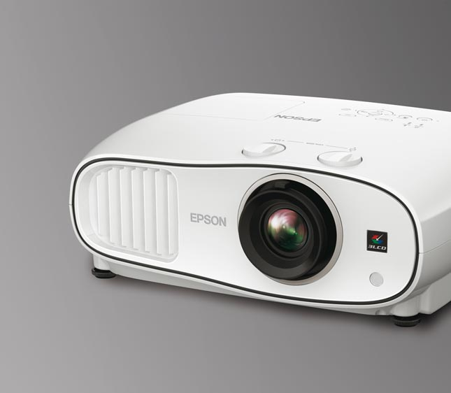 Epson Home Cinema 3700 Projector Review