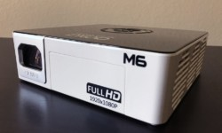 AAXA M6 Projector Review – 1080p Pocket Sized and LED!