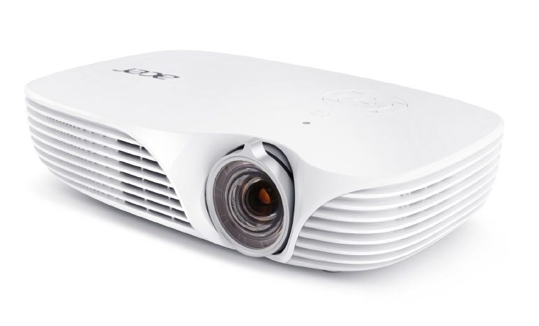 Acer K138ST Projector Front