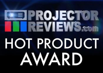 Projector Reviews Hot Product Award