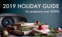 2019 Holiday Guide To Five Great Home Theater Projectors Over $2000
