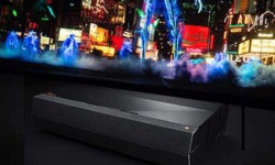 Optoma CinemaX P1 Laser TV Review: A Smart, 4K UHD Projector For The Really Big Screen Experience