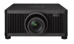 Sony Introduces Flagship 4K SXRD Laser Projector for Professional Applications