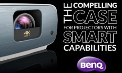 The Compelling Case for Projectors with Integrated Smart Capabilities