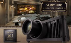 Sony HDR Projection Reimagined