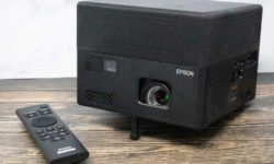 EPSON EF12 SMART LASER PROJECTOR REVIEW