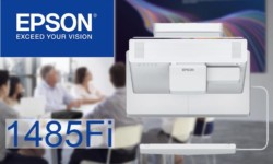 Epson Brightlink  1485Fi Business/Education Projector Review