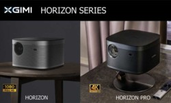 XGIMI Introduces the Horizon and Horizon Pro Home Entertainment Projectors First Look Review