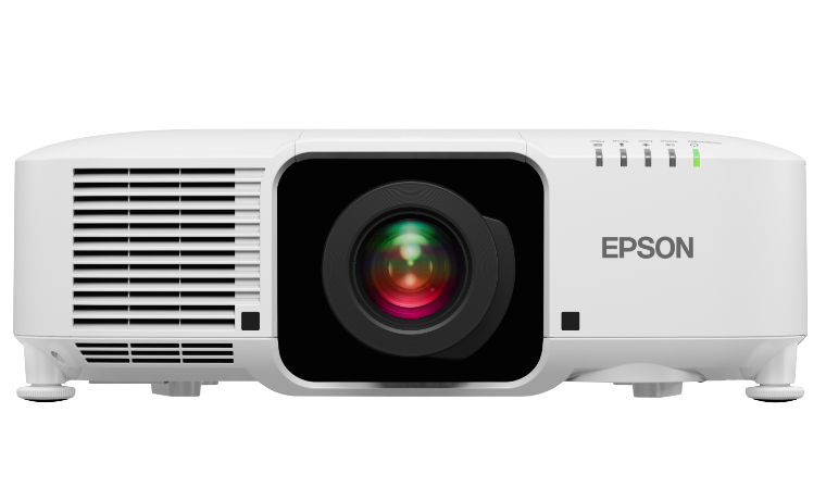Epson EB PU107W Front of Projector