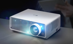 LG PROBEAM BU60PST LASER BUSINESS PROJECTOR REVIEW
