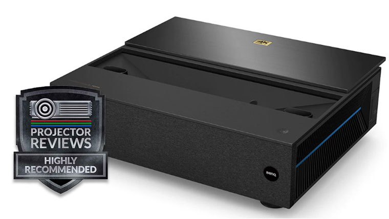 Ben Q V7050i Highly Recommended by Projector Reviews